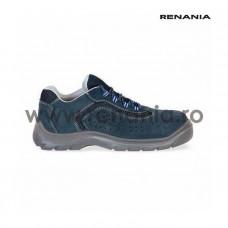Pantof de protectie cu bombeu compozit ASHTON S1, RENANIA, art.A023 (2011C)