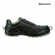 Pantof de protectie cu bombeu compozit si lamela antiperforatie ENFYS S3, RENANIA, art.A299 (2713)