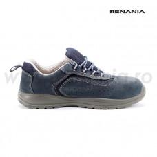 Pantof de protectie cu bombeu de compozit  NEW ASHTON S1 SRC, art.A024 (2011CN)
