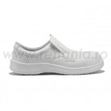 Pantof de protectie cu bombeu din compozit, art.A156 DERBY S2 SRC  (2294)