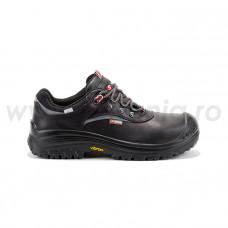 Pantof de protectie cu bombeu din compozit si lamela antiperforatie non-metalica  EXPLORER S3 WR HRO SRC, art.A435 (80118-05)