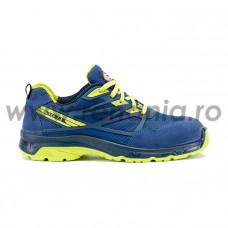 Pantof de protectie cu bombeu din compozit si lamela antiperforatie non-metalica  INDACO S1P SRC, art.A332 (4101)