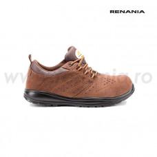 Pantof de protectie cu bombeu din compozit si lamela antiperforatie non-metalica  NEW DAKAR S1P SRC, art.A029 (2014N)