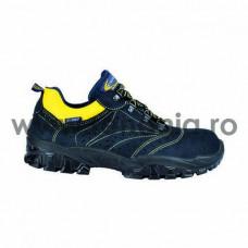 Pantof de protectie cu bombeu metalic NEW-ARNO S1, art.1A53 (NEW-ARNO)