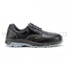 Pantof de protectie cu bombeu metalic  NEW BARI S2 SRC, art.A192 (2400N)