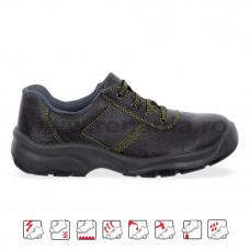 Pantof de protectie cu bombeu metalic si lamela Hannes, art.A329 S3 (4047)