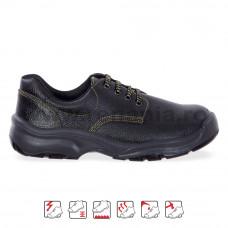 Pantof de protectie cu bombeu metalic si lamela Safari, art.A371 S1P (4401)