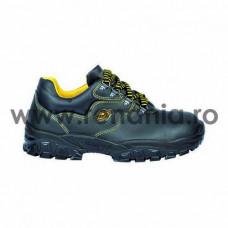 Pantof de protectie cu bombeu metalic si lamela antiperforatie NEW-TAMIGI S1P , art.1A93 (NEW-TAMIGI)