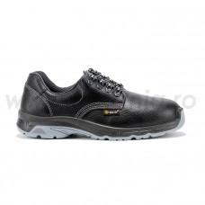 Pantof de protectie cu bombeu metalic si lamela antiperforatie metalica  NEW BARI S3 SRC, art.A193 (2400NS3)