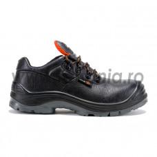 Pantofi de protectie cu bombeu din compozit si lamela antiperforatie, art.A135 BARK S3 SRC  (2260)