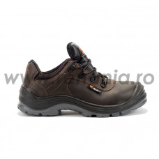 Pantofi de protectie cu bombeu din compozit si lamela antiperforatie, art.A141 TUNG S3 SRC  (2268)