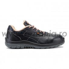 Pantofi de protectie cu bombeu din compozit si lamela antiperforatie, art.A146 OLEASTER S3 SRC  (2280)