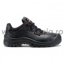 Pantofi de protectie cu bombeu din compozit si lamela antiperforatie, art.A151 OAK S3 HRO SRC (2288)