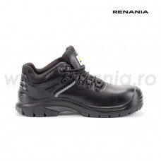 Pantofi de protectie cu bombeu din compozit si lamela antiperforatie non-metalica  BENZENE S3 HRO SRC, art.A279 (2543)