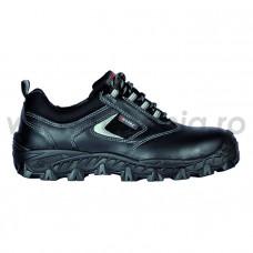 Pantofi de protectie cu bombeu din compozit si lamela antiperforatie non-metalica ORCADI  S3 SRC, art.2A19 (ORCADI)