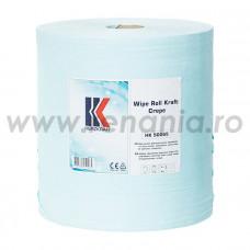 Rola lavete degresat SUPERKRAFT CREEP, 500 buc/rola, art.F418 (HK066359)