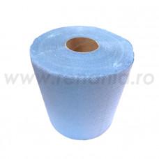 Rola prosop albastra celuloza reciclata, art.F506 (Rola-Albastr)