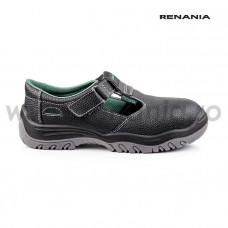 Sandale de protectie cu bombeu metalic, NEW AAREN S1 SRC, RENANIA, art.3A77