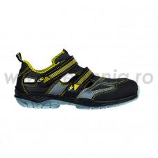 Sandale de protectie cu bombeu din aluminiu si lamela antiperforatie non-metalica A543  SRC, art.A543 (ACE)