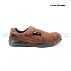 Sandale de protectie cu bombeu din compozit si lamela antiperforatie non-metalica  NEW CAIRO S1P SRC, RENANIA, art.A027 (2013N)