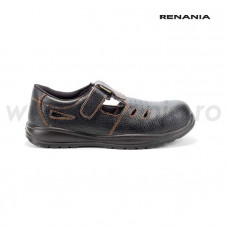 Sandale de protectie cu bombeu din compozit si lamela antiperforatie non-metalica  NEW LATINA S1P SRC, art.A336 (4106CN)