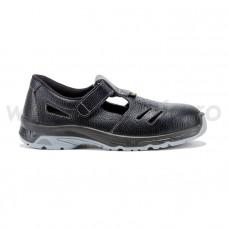 Sandale de protectie cu bombeu din compozit si lamela antiperforatie non-metalica  NEW TORRE S1P SRC, art.A344 (4117NS1P)