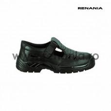 Sandale de protectie cu bombeu metalic AAREN S1, RENANIA, art.A036 (2040)