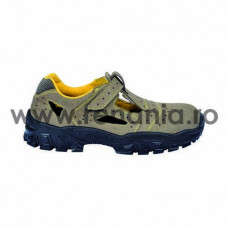 Sandale de protectie cu bombeu metalic si lamela antiperforatie NEW-BRENTA S1P , art.1A60  (NEW-BRENTA)