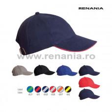 Sapca cu cozoroc Max, RENANIA, art.5B74 (9354)