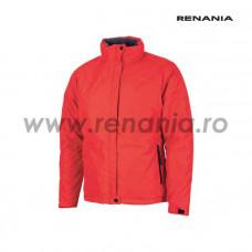 Wels téli női rövid kabát, védőréteggel bevont anyagból art.3B39 (90751)