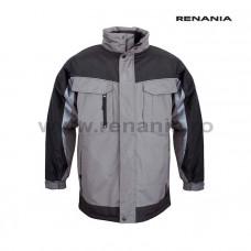 ALBORG téli rövid kabát  védőréteggel bevont anyagból              art.3B26 (90733)