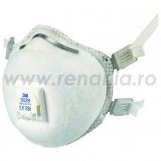 Semimasca in forma de cupa, cu supapa FFP2 3M- aplicatii speciale, art.2D05 (9928)