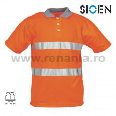 Tricou reflectorizant Santander, art.19B0 (S2670)
